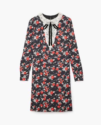 robe-fleuri-kooples