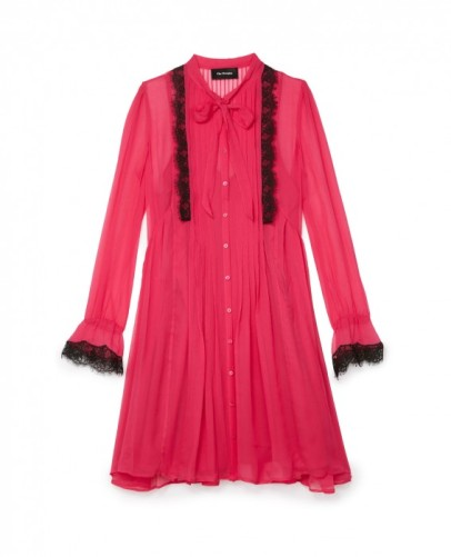 robe-rose-kooples