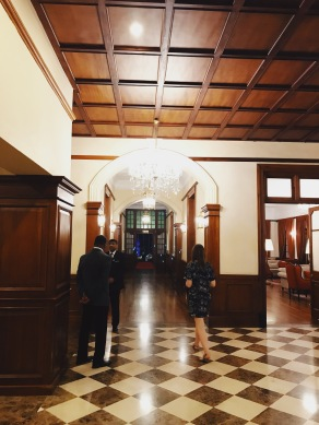 Grand hôtel Nuwara Eliya