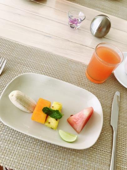 Petit déjeuner Sri lankais